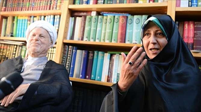 فاطمه هاشمی: پدرم به حجاب اجباری اعتقاد نداشت/ میگفت باید رابطه خود با عربستان را درست کنیم تا با سایر اعراب هم خوب شود