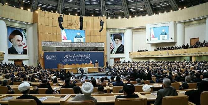 روحانی: بدرقه پرشکوه هاشمی نشان داد نمیتوان خادمان ملت را با تهمت و دروغ حذف کرد/ بهشتی و هاشمی استوانههای اصلی انقلاب بودند