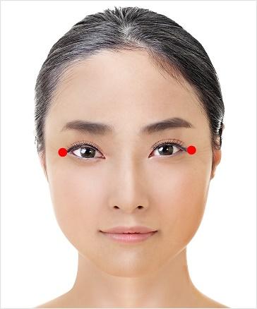 رفع چروک دور چشم و جوانسازی صورت با یک ماساژ ژاپنی