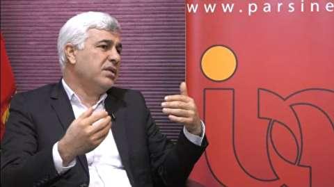 گفتگوی تلویزیون پارسینه با نماینده مردم سمیرم