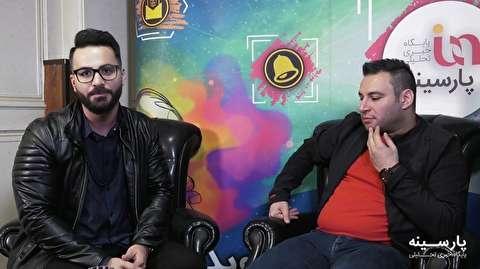 ویدیو| گفتگوی داغ پرسپولیسی با حامد تهرانی و یوسف کرمی