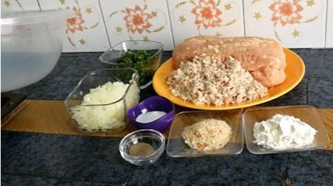 طرز تهیهی کباب مرغ در فر