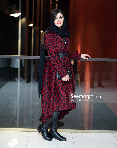 مدل مانتو در افتتاحیه جشنواره فجر ۹۷