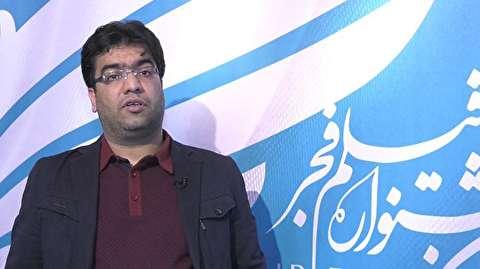 ویدیو| گفتگو با مهدی موسوی تبار در خصوص حضور انیمیشن در جشنواره فجر