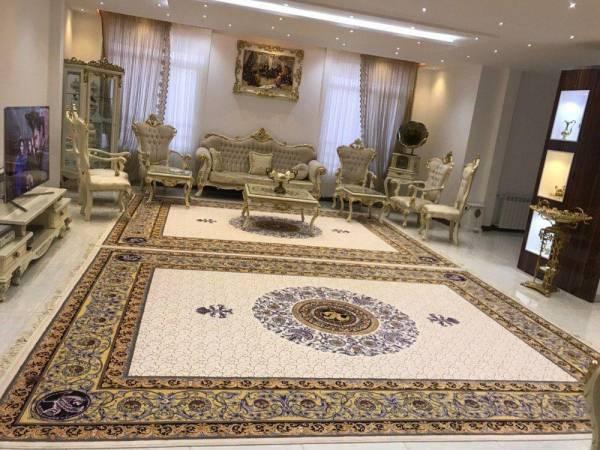 راهنمای انتخاب بهترین رنگ فرش