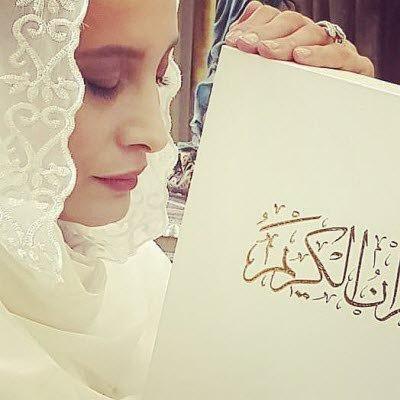 مریم کاویانی در مراسم ازدواجش +عکس