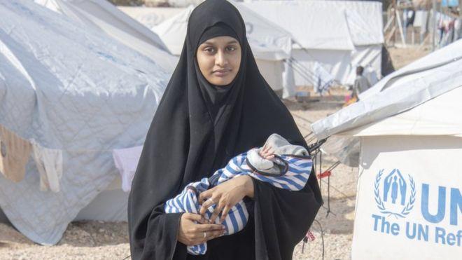 Image result for عکس عروس داعشی که به داعش پشت کرد
