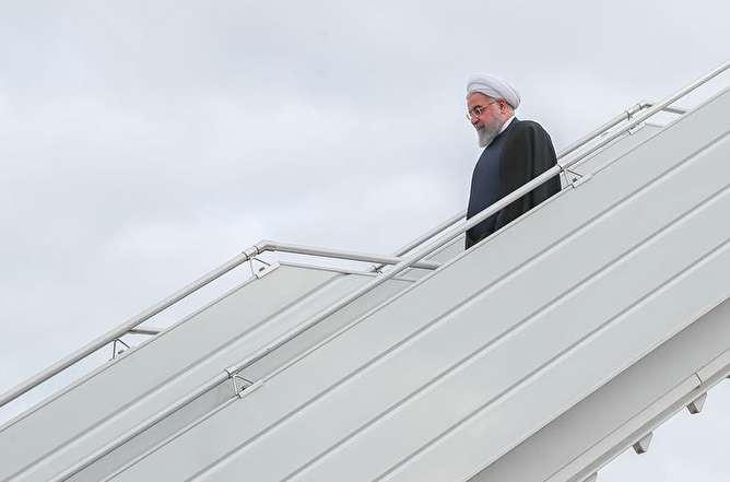 روحانی با ماموریت ویژه و محرمانه به عراق میرود؟