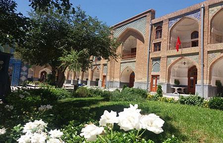 آشنایی با آثار تاریخی مشهد