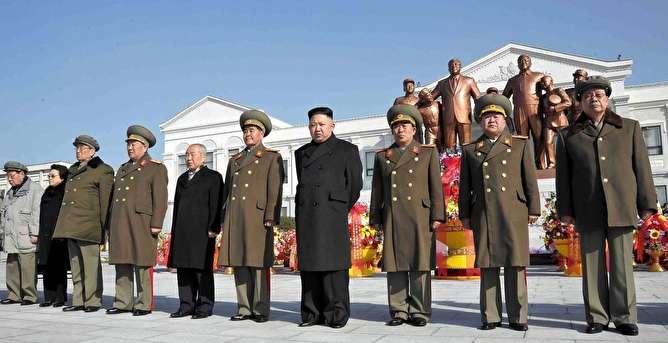 سازمان ملل در حال بررسی حضور فروشندگان سلاح کره شمالی در ایران است