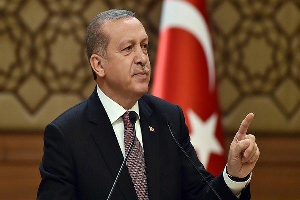 اردوغان: نتانیاهو کودک کُش است