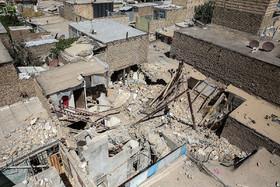 انفجار ساختمان ۵ طبقه دو مصدوم برجای گذاشت