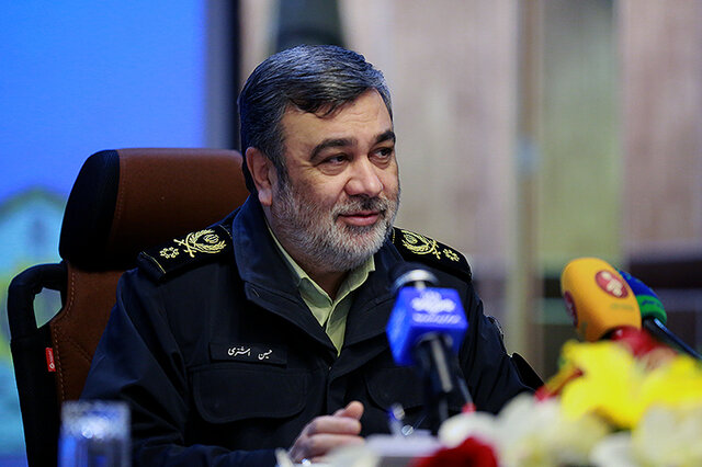 فرمانده ناجا: از قدرت امنیتی بالایی برخورداریم
