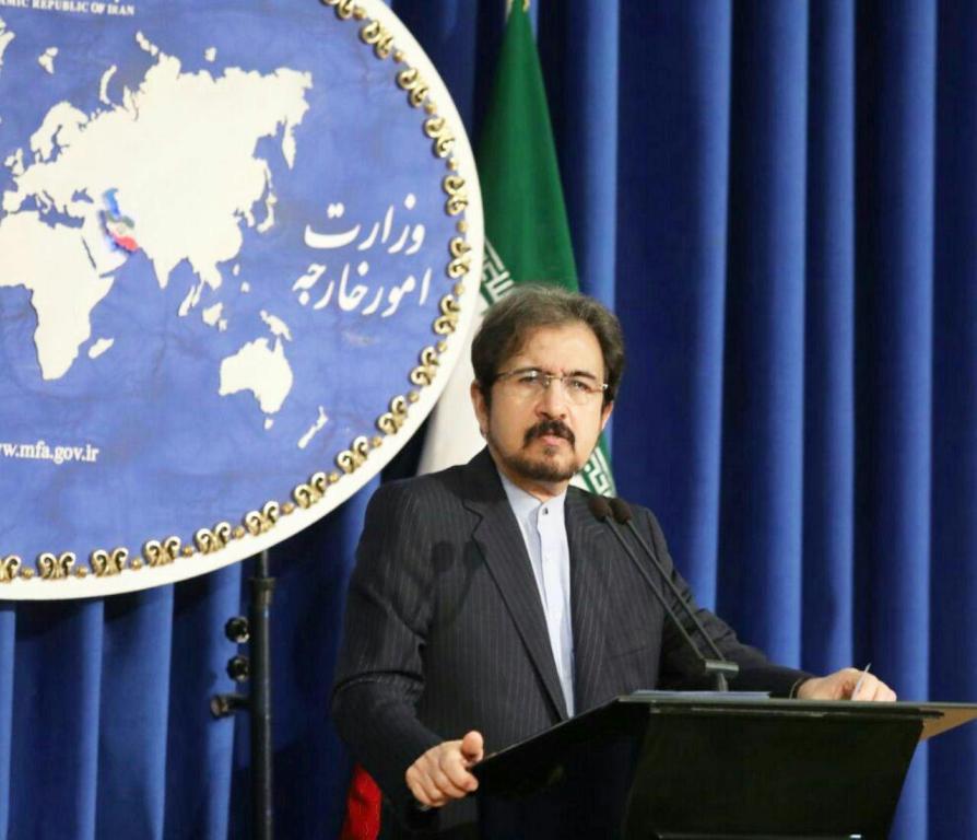 قاسمی: آمریکا بزرگترین ناقض حقوق بشر ملت ایران است
