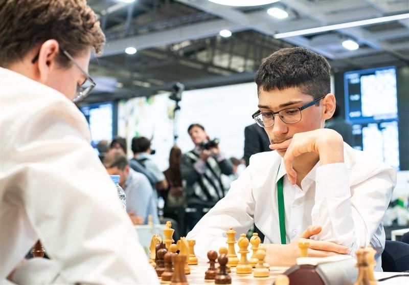 افتخار بزرگ برای شطرنجباز ایران در جهان