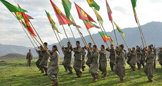 عملیات مشترک ایران و ترکیه علیه «پکک» آغاز شد
