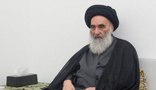 آیة الله سیستانی، قلب تپنده عراق