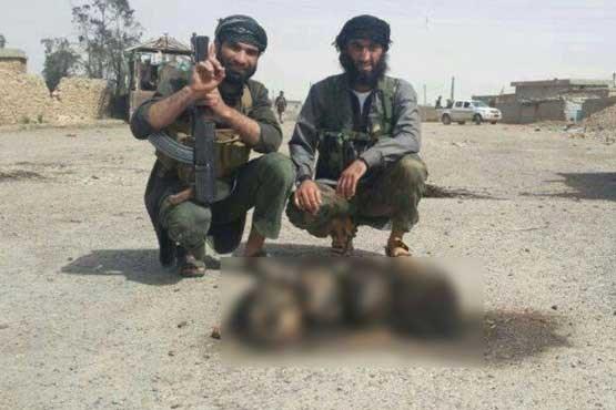 پرونده خونین داعشیِ تازه دستگیر شده + عکس