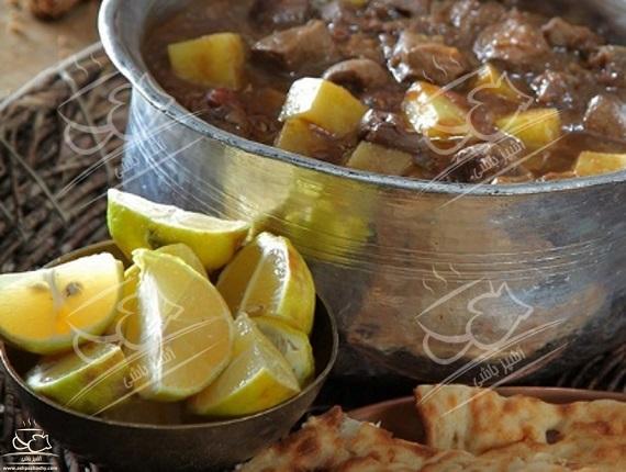 خوراک جغور بغور، خوراک سنتی و مقوی