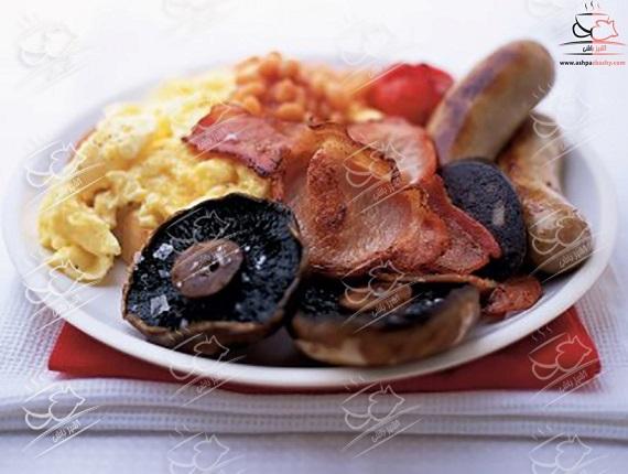 صبحانه انگلیسی، صبحانه ای کامل