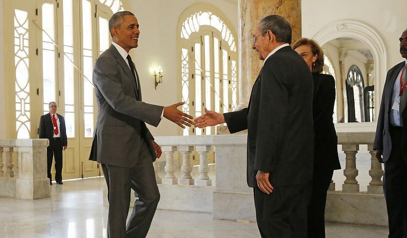 شش «دست دادن» دشمنان خونی که تاریخی شدند +عکس