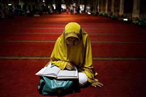 ماه رمضان در نقاط مختلف جهان+اسلایدشو
