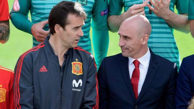 رسمی: لوپتگی از تیم ملی اسپانیا اخراج شد