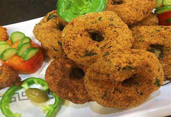طرز تهیه شامی لوبیا برای افطار