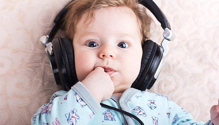 تاثیر موسیقی بر نوزادان چگونه است؟