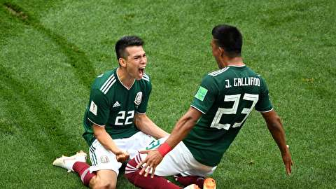 شوک اول به جام جهانی