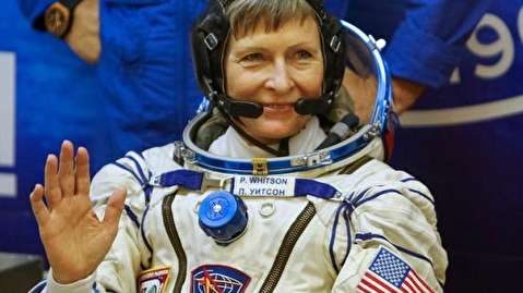 ویدیو| خداحافظی پیرترین زن فضانورد با کهکشان