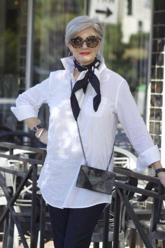 لباس های زیبا برای خوشتیپی زنان 50 ساله