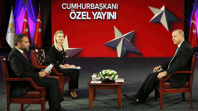 اردوغان: کابینه ترکیه کوچک میشود+عکس