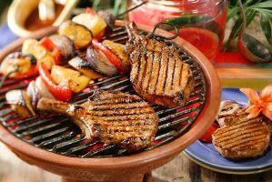 چند ترفند مهم برای کباب کردن گوشت و سبزیجات