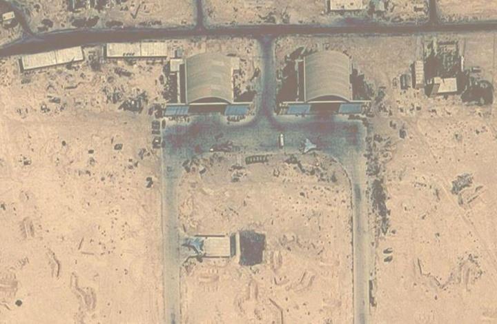 دفع حمله موشکی و هدف قرار دادن جنگنده اسرائیل