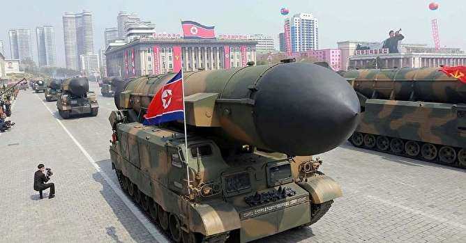 کرهشمالی به اسرائیل: دریافت ۱ میلیارد دلار در ازای توقف فروش موشک به ایران