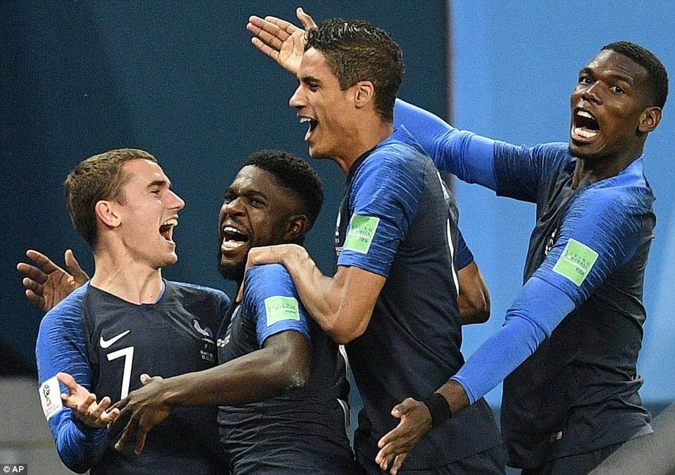 شاگردان دشان اولین فینالیست جام جهانی شدند