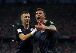 کرواسی 2 _ انگلیس 1 تکرار نیمهنهایی 98 در جام جهانی 2018 روسیه