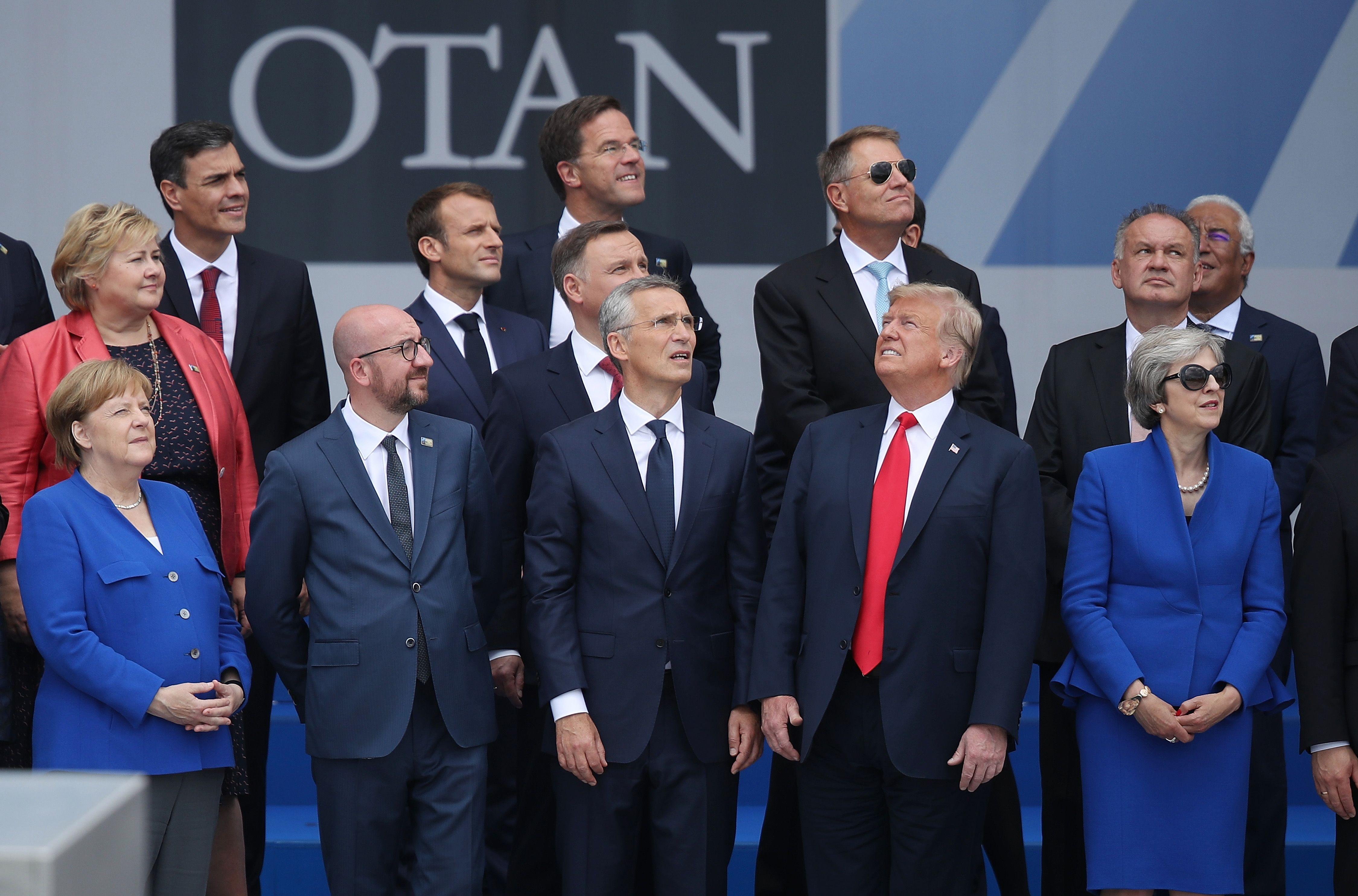 تصمیمات کشورهای عضو سازمان پیمان آتلانتیک شمالی؛