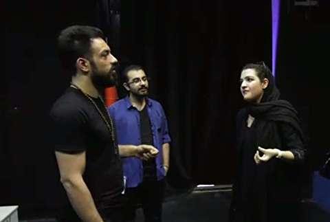 ویدیو| گفتگو با بازیگران نمایش عروس دریایی