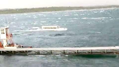سانحه مرگبار قایق تفریحی در آمریکا