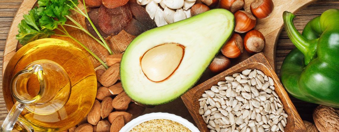 5 ویتامین برای داشتن پوستی جوان و درخشان