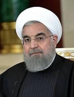 روحانی: بازی با دم شیر پشیمان کننده است