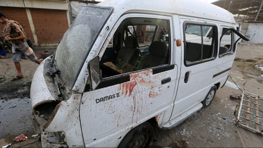 قتل عامل دانش آموزان یمنی به دست ائتلاف سعودی/ عربستان: کودکان سپر بلای حوثی ها هستند!