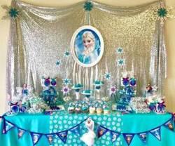 تم تولد فروزن السا آنا 4