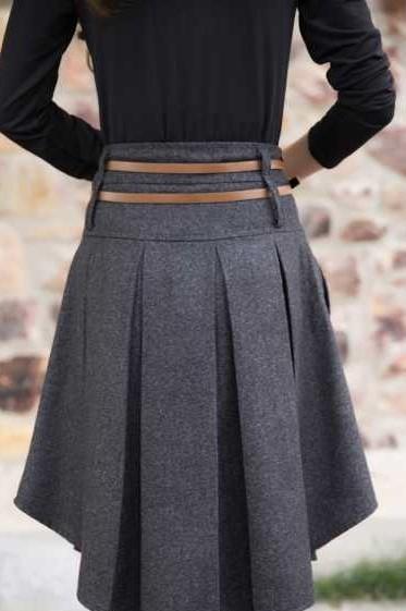 مدل کت و دامن بلند شیک دخترانه