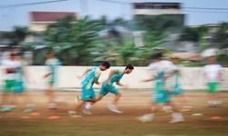 تمرین تیم فوتبال امید ایران تعطیل شد