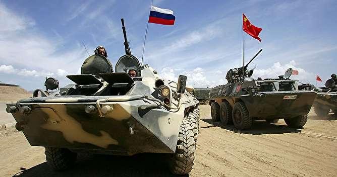 روسیه بزرگترین رزمایش تاریخ خود را  با مشارکت چین برگزار میکند