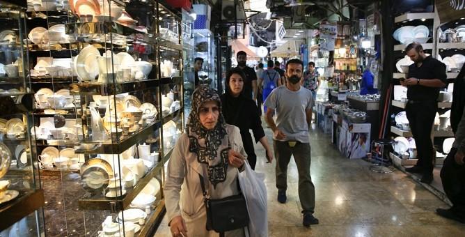 نگاه نگرانی ایرانیها به چین برای جبران تحریمهای آمریکا