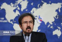 سخنگوی وزارت خارجه: مقامات فرانسوی واقع بین باشند